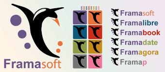 Logo Framasoft - Seb Services Informatique Belfort