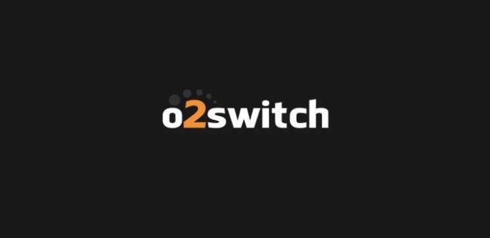 En Avant Nouveauté chez O2switch - Seb Services Informatique Belfort