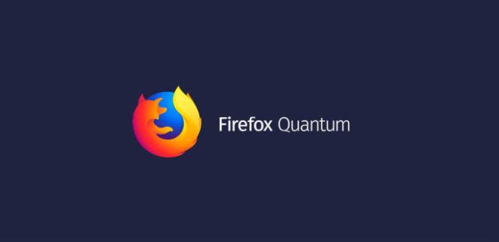 En Avant Firefox 57 Quantum Disponible - Seb Services Informatique Belfort