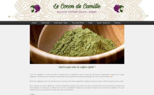 Projet Le Cocon de Camille - Seb Services Informatique Belfort