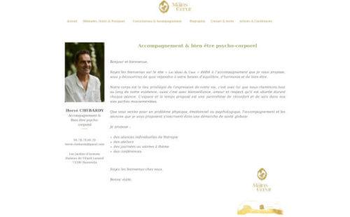 Projet Les Mains du Coeur - Seb Services Informatique Belfort